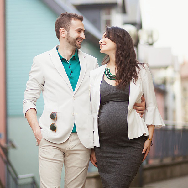 romantic session pregnancy