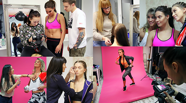 blog sportland campaign styling