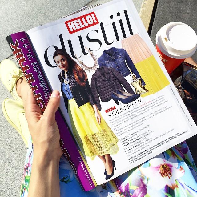 Hello Estonia magazine