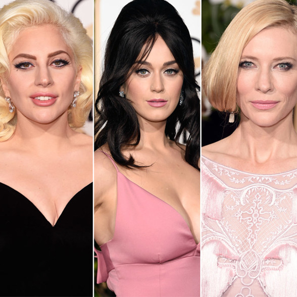 Golden Globes 2016. Colors