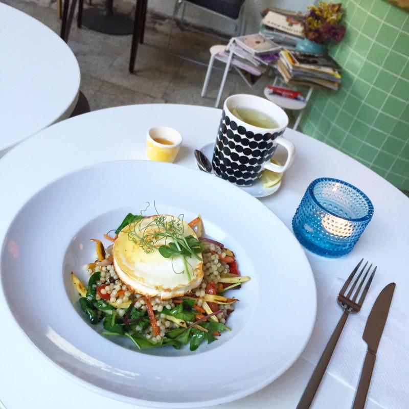 Cafe August, Tallinn