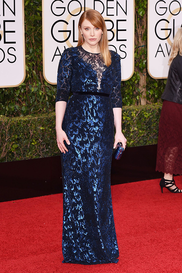 blog Bryce Dallas Howard in a Jenny Packham
