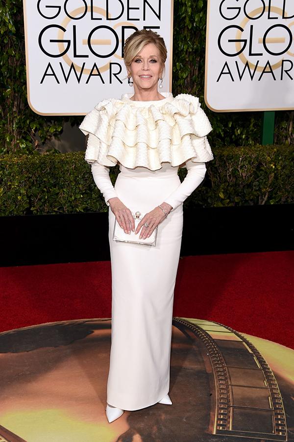 blog Jane Fonda in Yves Saint Laurent Couture