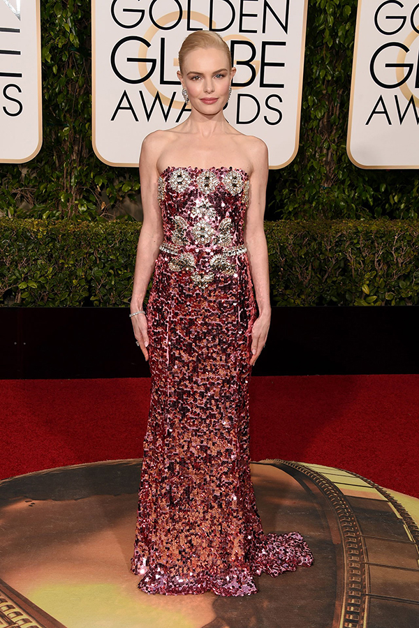 Kate Bosworth in a Dolce & Gabbana