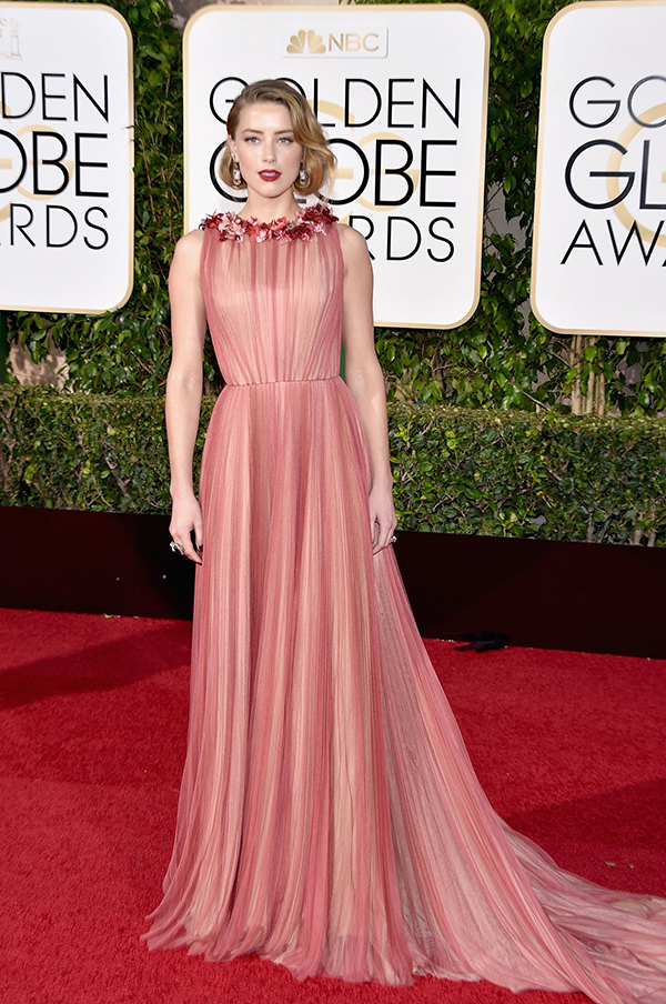 blog amber-heard-golden-globes-2016 Gucci
