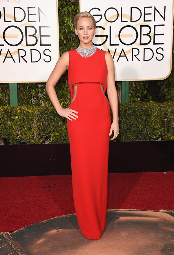blog jennifer-lawrence-2-golden-globes-2016 Dior and CHopard