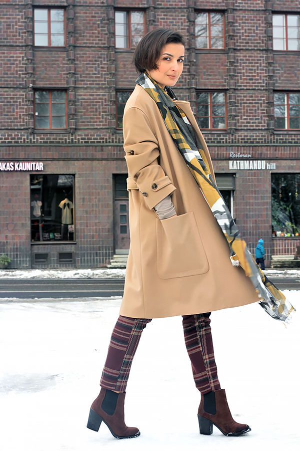 Burberry coat 1
