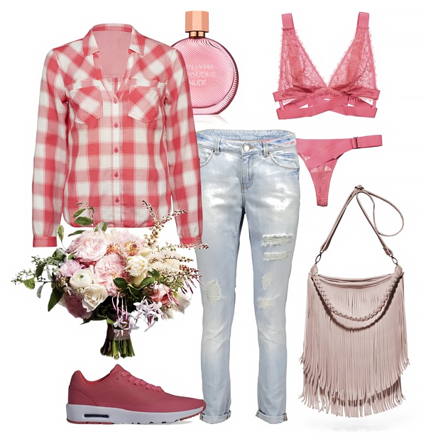 St. Valentines outfit idea