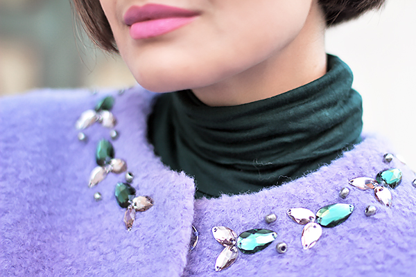 Purple green 4