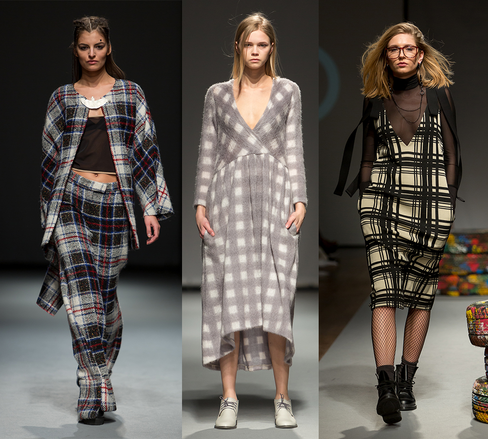 check trend Riga Fashion Week 2016