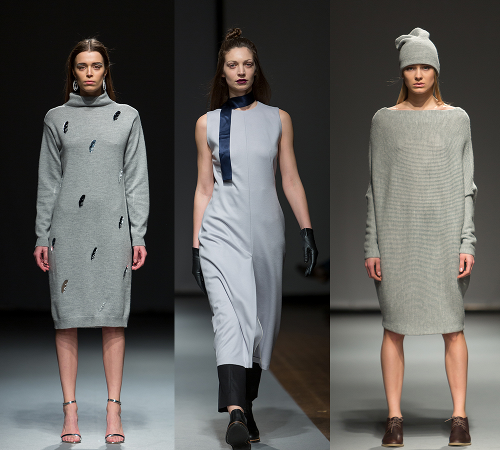 gray trend Riga Fashion Week 2016
