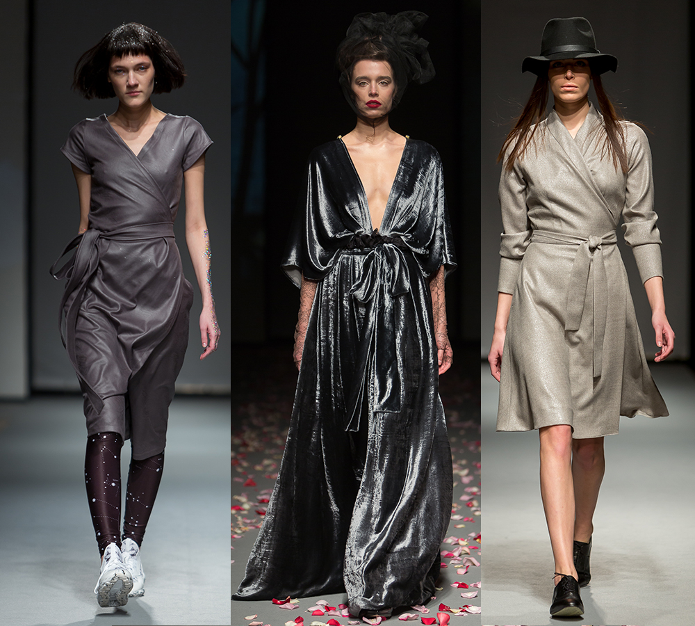 wrap it trend Riga Fashion Week 2016