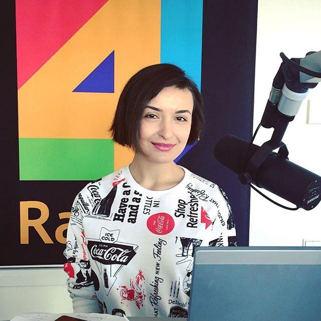 interview on radio 4