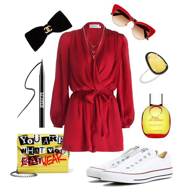 Converse outfit idea 10