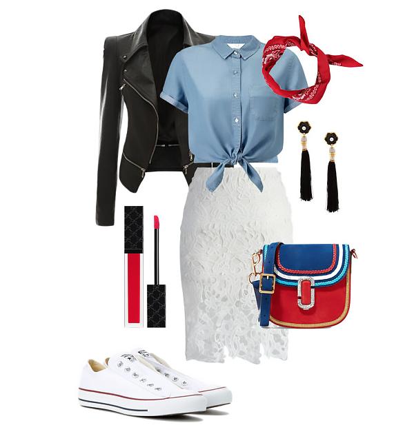 Converse outfit idea 5