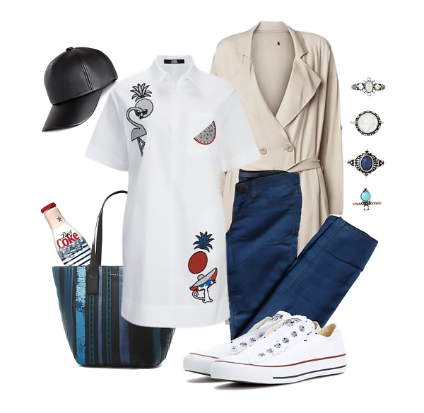 Converse outfit idea 7