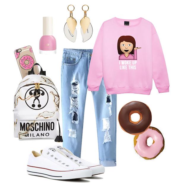 Converse outfit idea 8
