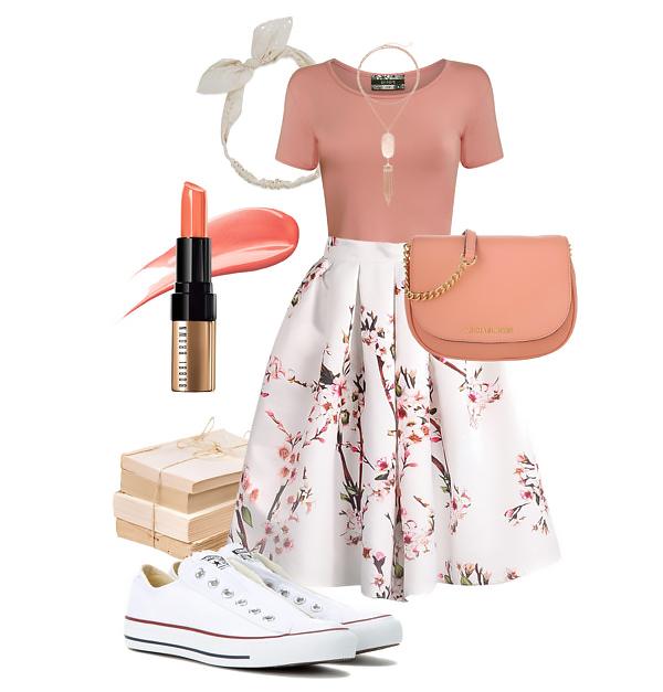 Converse outfit idea 9