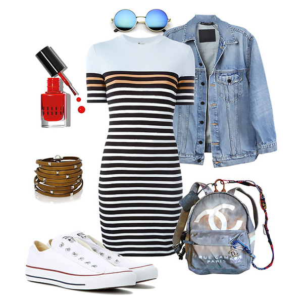 Converse outfit idea square