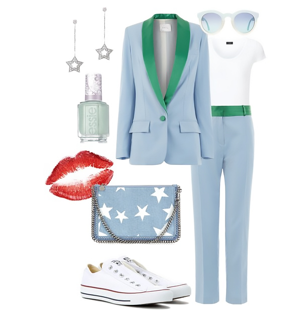 Converse sneakers outfit idea 3