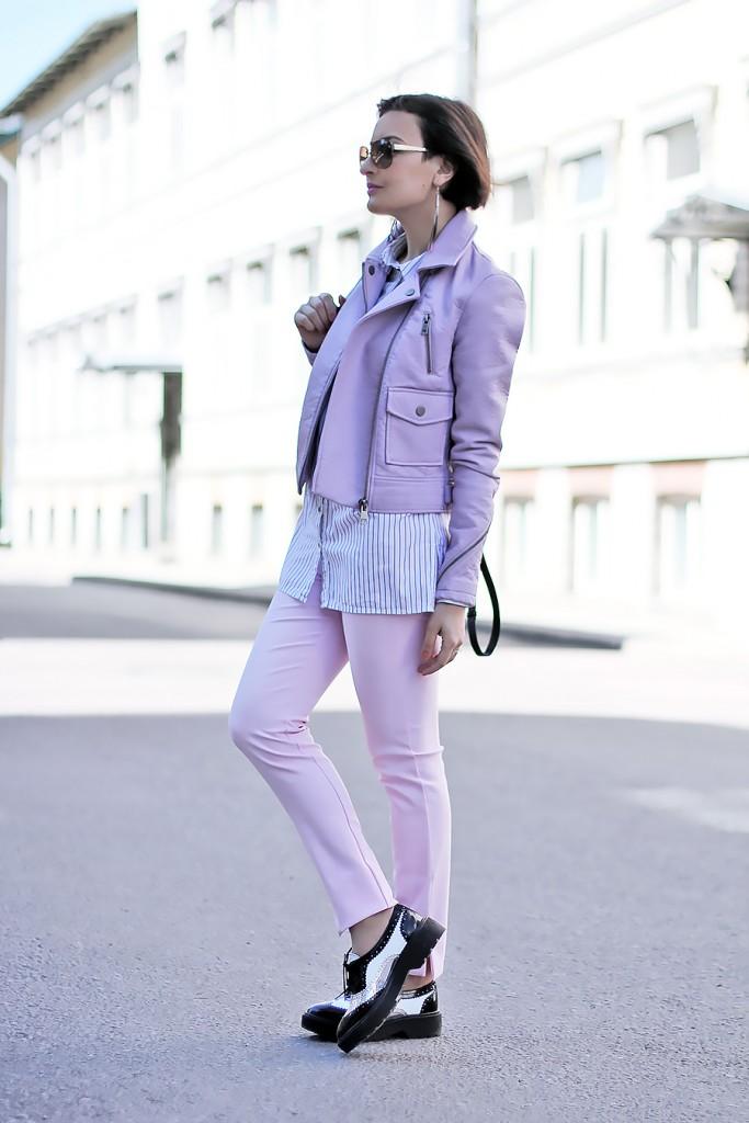 Lilac jacket 1