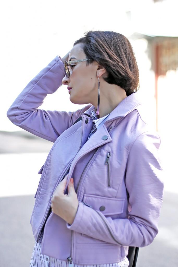 Lilac jacket 2