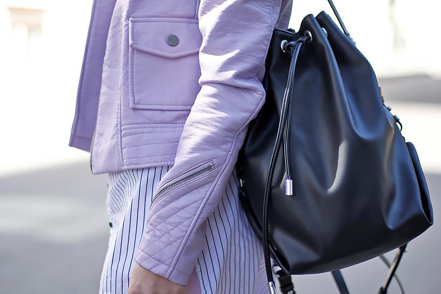 Lilac jacket 3