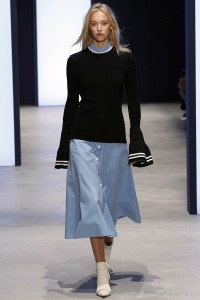 denim skirt Derek Lam
