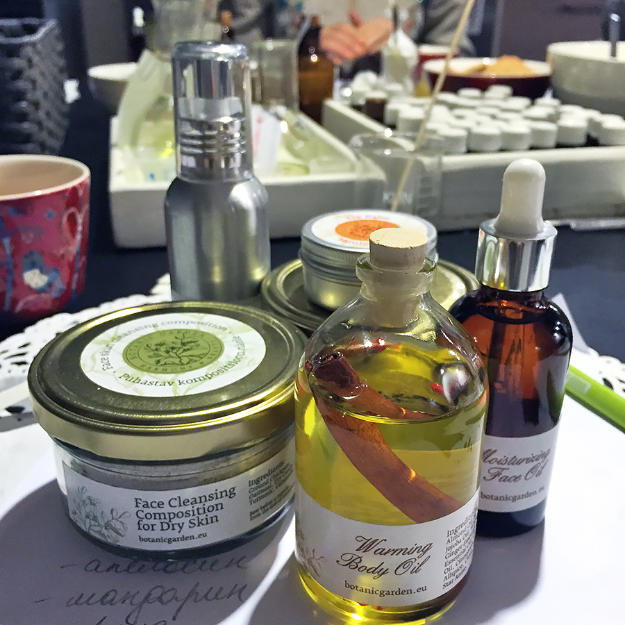 Botanic Garden cosmetics 8