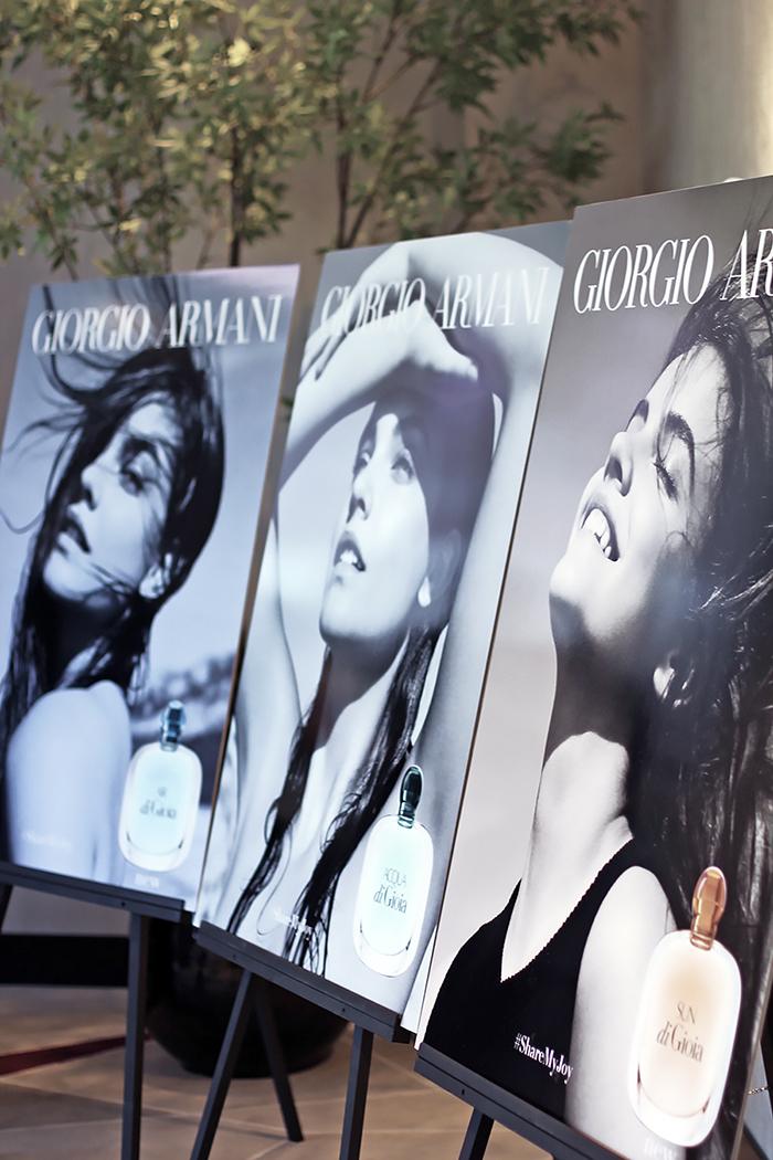 Giorgio Armani beauty 1