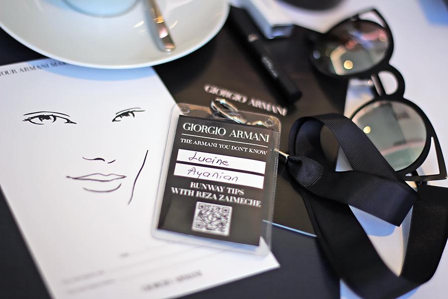 Giorgio Armani beauty 6