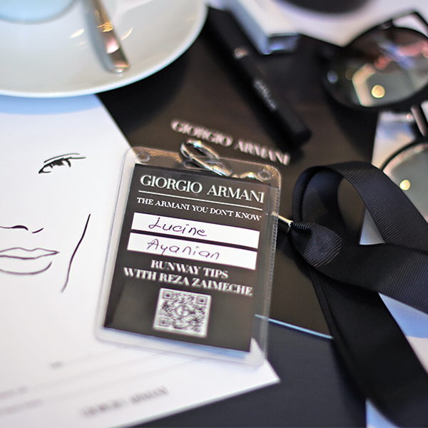Giorgio Armani Beauty Day