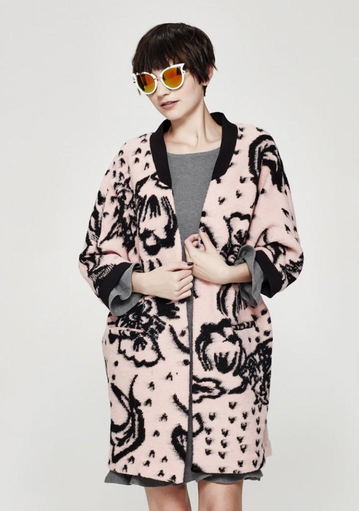 Pretty-In-Pink-coat-Ripple-Effect-dress-750x1066