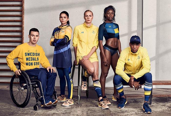 Olympics Rio 2016 HM sweden