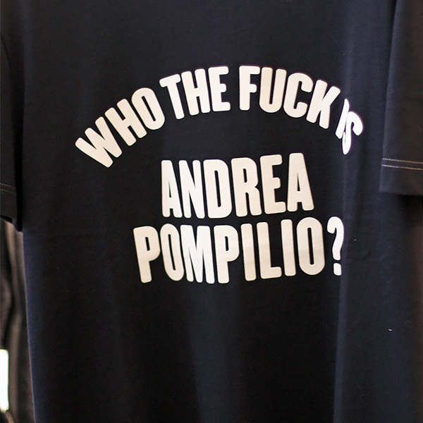 Andrea Pompilio who is