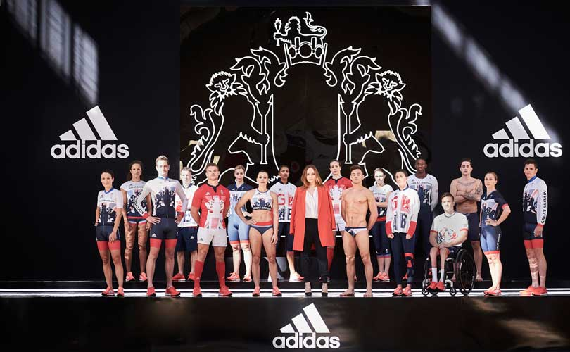 Exx-Adidasdas- Olympics Rio 2016 GREAT BRITAIN