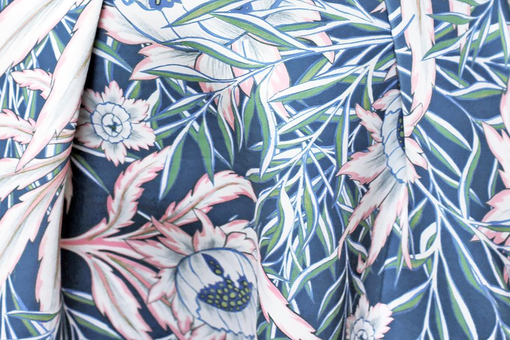 Floral skirt milan 4