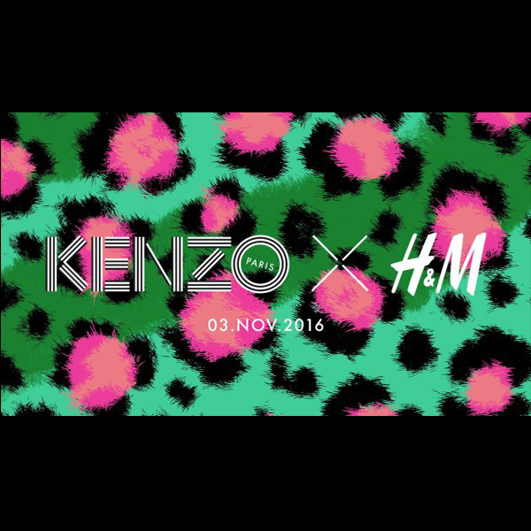 KENZO x H&M. First Look