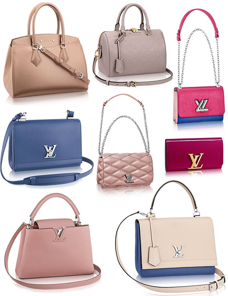 LV bag choice
