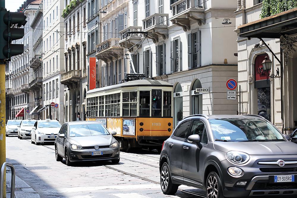 Milan streets 3