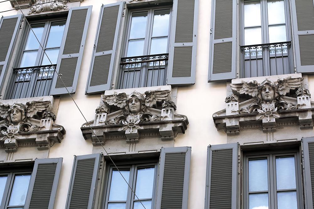 Milan streets 5