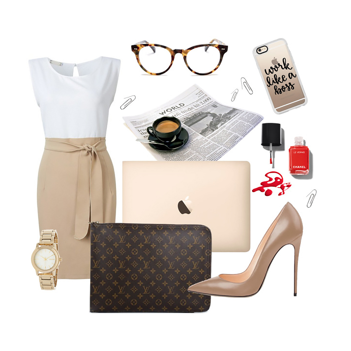 10 Office Outfits For Summer