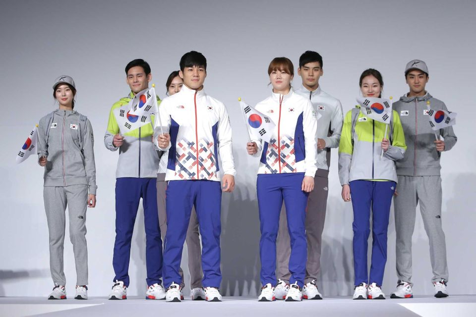 South Korea Olympics Rio 2016
