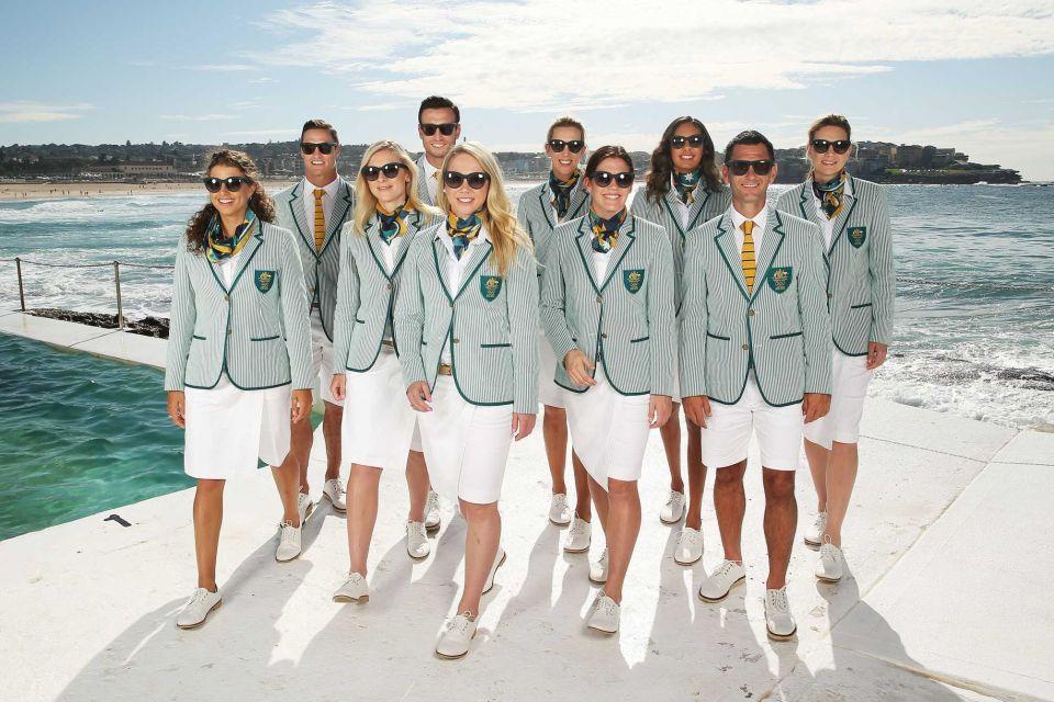 Australia Olympics Rio 2016