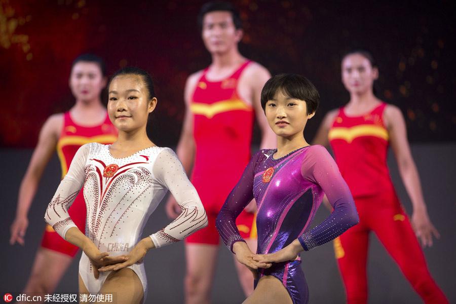 24a7d4b0497c China uniform Olympics Rio 2016 China Olympics Rio 2016 ...