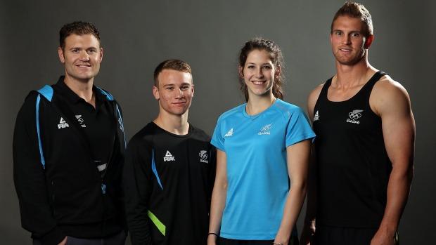 New Zealand Olympics Rio 2016