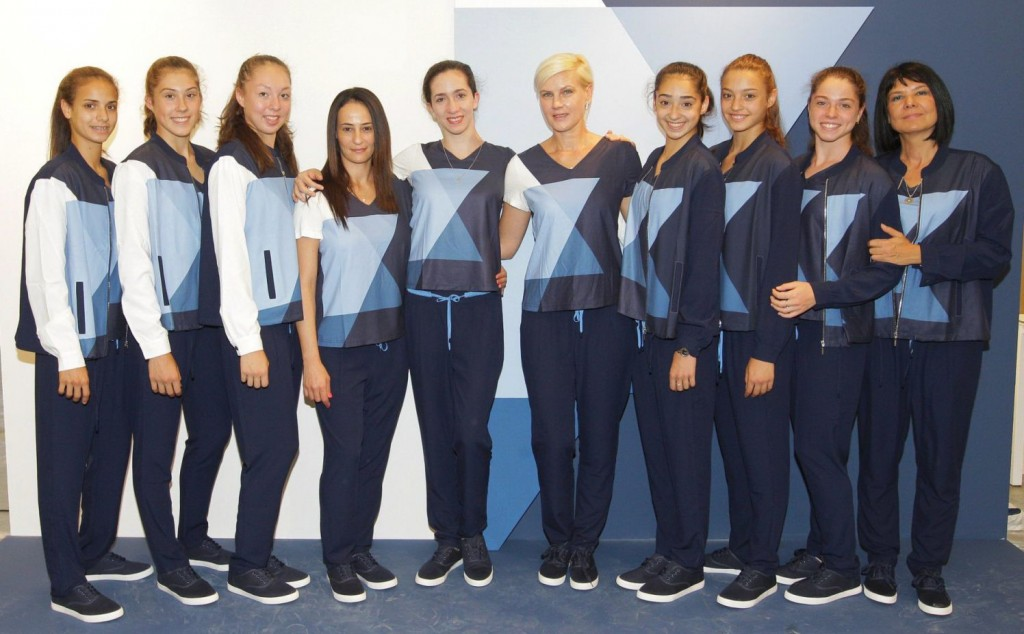 Israel Olympics 2016 Rio