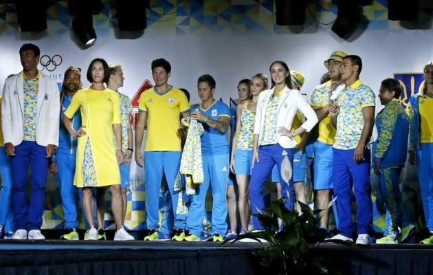 Ukraine Olympics Rio 2016