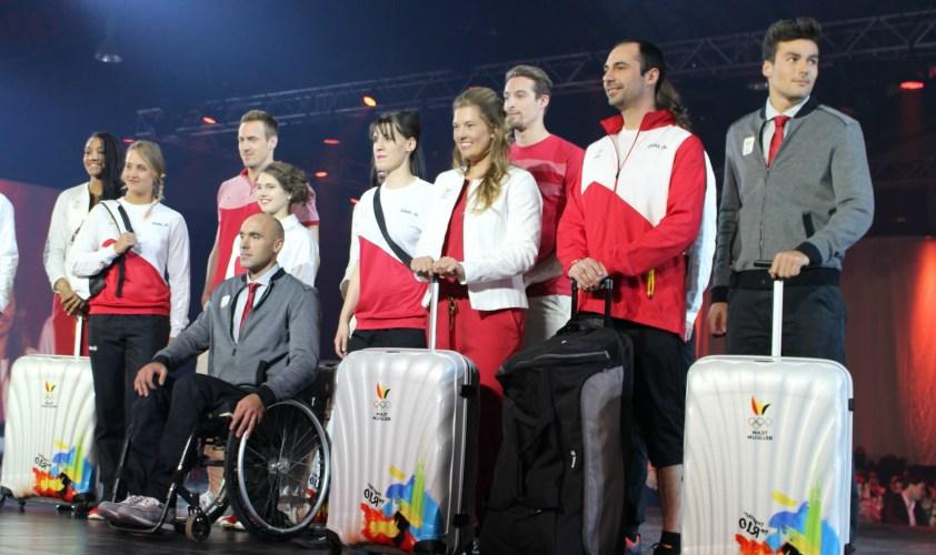 Belgium Olympics 2016 Rio