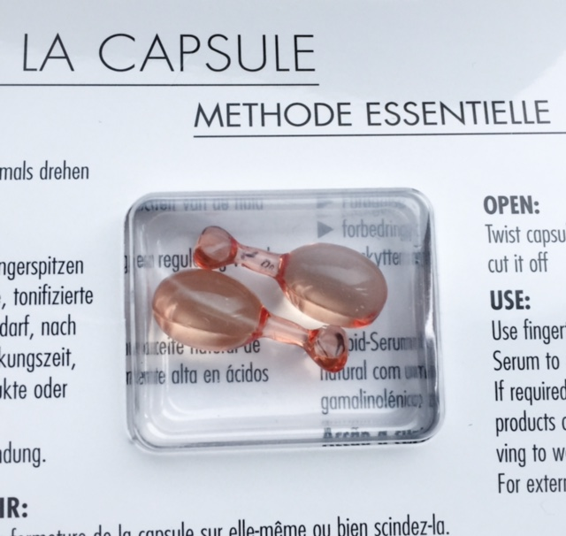 beauty box, la capsule